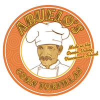 Abuelo's tortillas