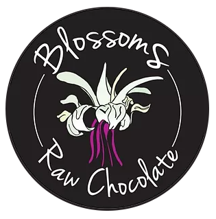 blossoms raw chocolate