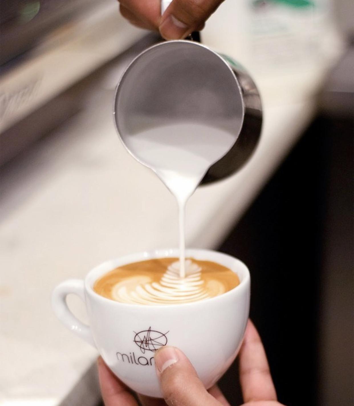 healthyway Milano coffee